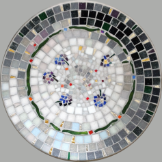 Mosaic-hallon